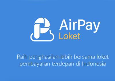 Apa Itu AirPay Loket?