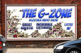 Susan Reinhardt and I on the G-Zone!