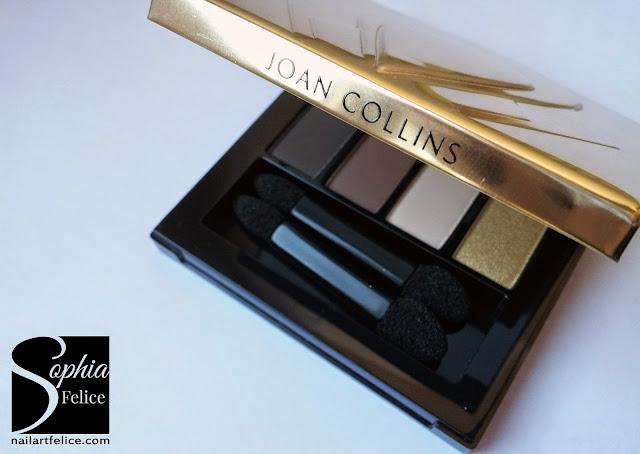 Joan Collins Timeless Beauty - palettina occhi 01