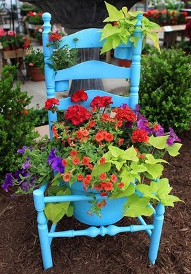 Southern Health Healing Garden: Using Everyday Object to Create ...