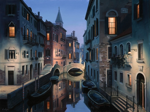 15-Night-Dreams-Evgeny-Lushpin-Scenes-of-Realistic-Night-Time-Paintings-www-designstack-co
