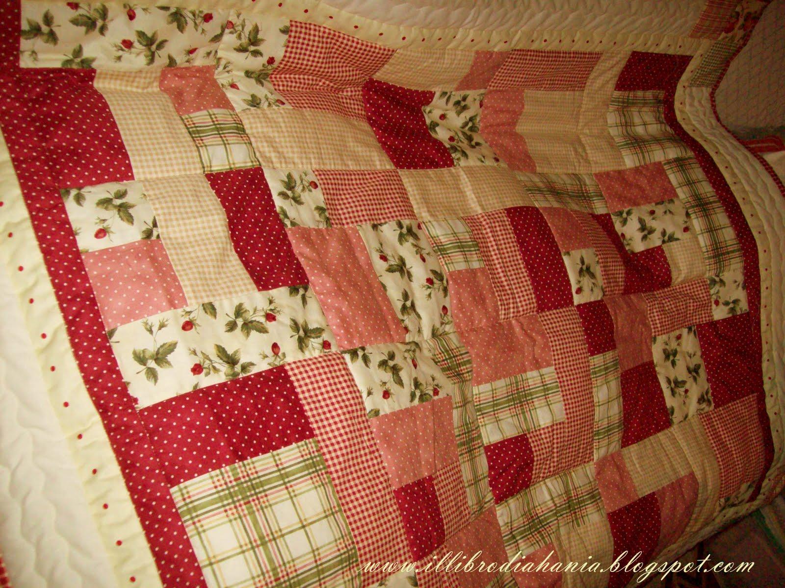 Trapunte patchwork vendita on line