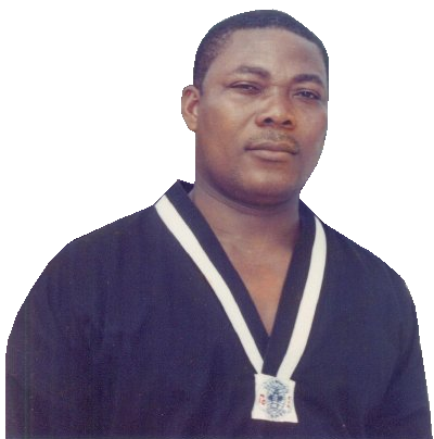 NIGERIA TAEKWONDO FIRST GENERATION BLACKBELT