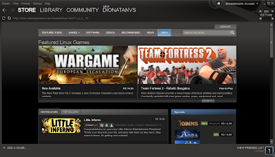 free-games-on-linux-steam