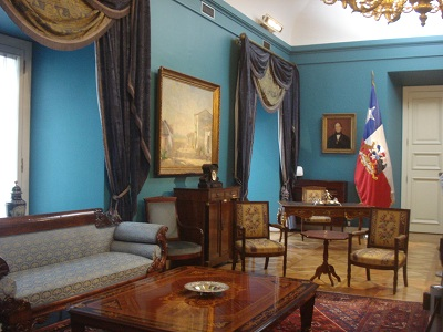 3) Tour no Palácio de La Moneda