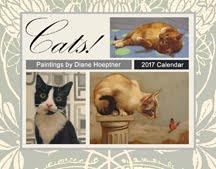 Cats! 2017 Wall Calendar