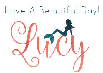 Have a Beautiful and Cruelty Free Day, Love Lucy