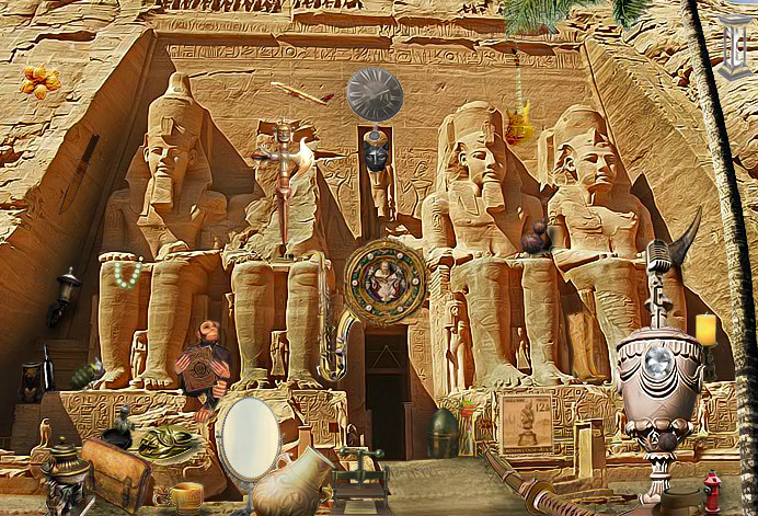 Great titles in hidden objects games online and much more!