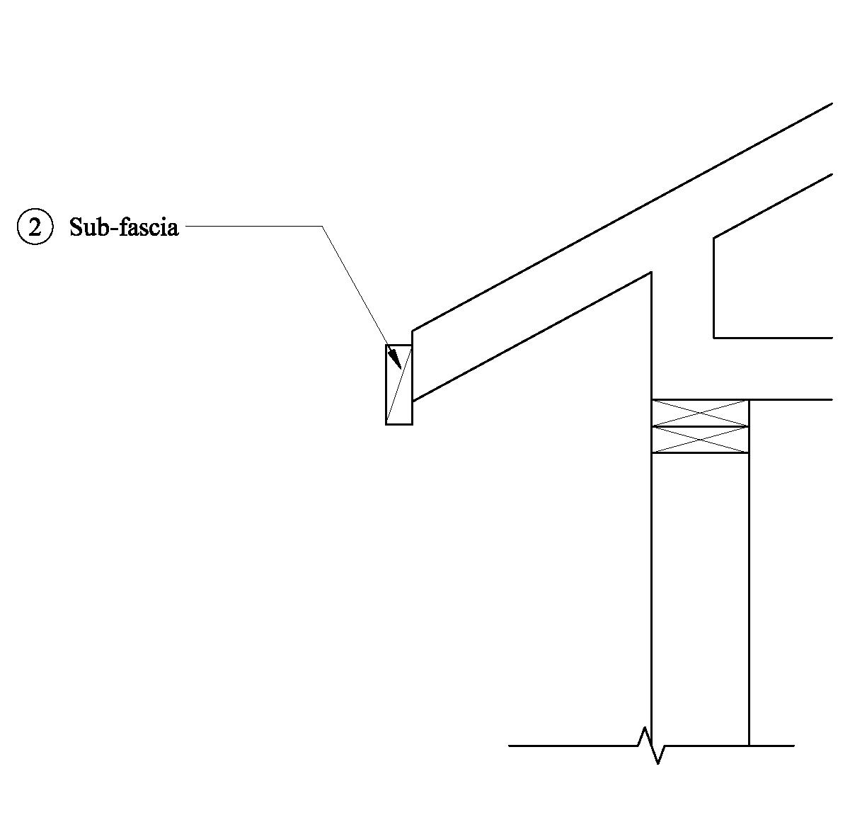 Roof Eave Framing Amp Roof Overhang Framing Roof Detail1 Jpg