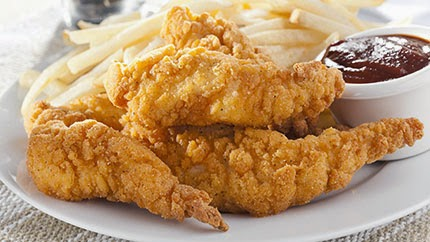 طريقة عمل أشهى دجاج بروستد
