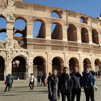 Rome, Italy - 2017