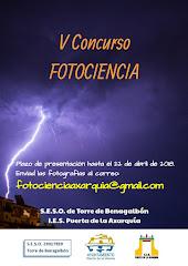 Concurso FOTOCIENCIA 2017/18