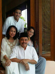 ilham with family