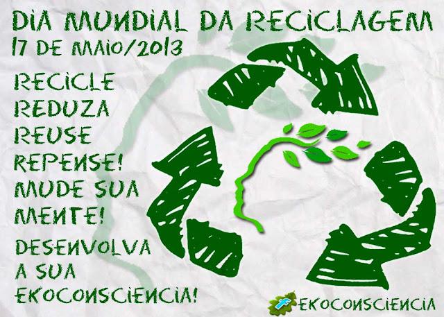 Ekobrazil Dia Mundial da Reciclagem