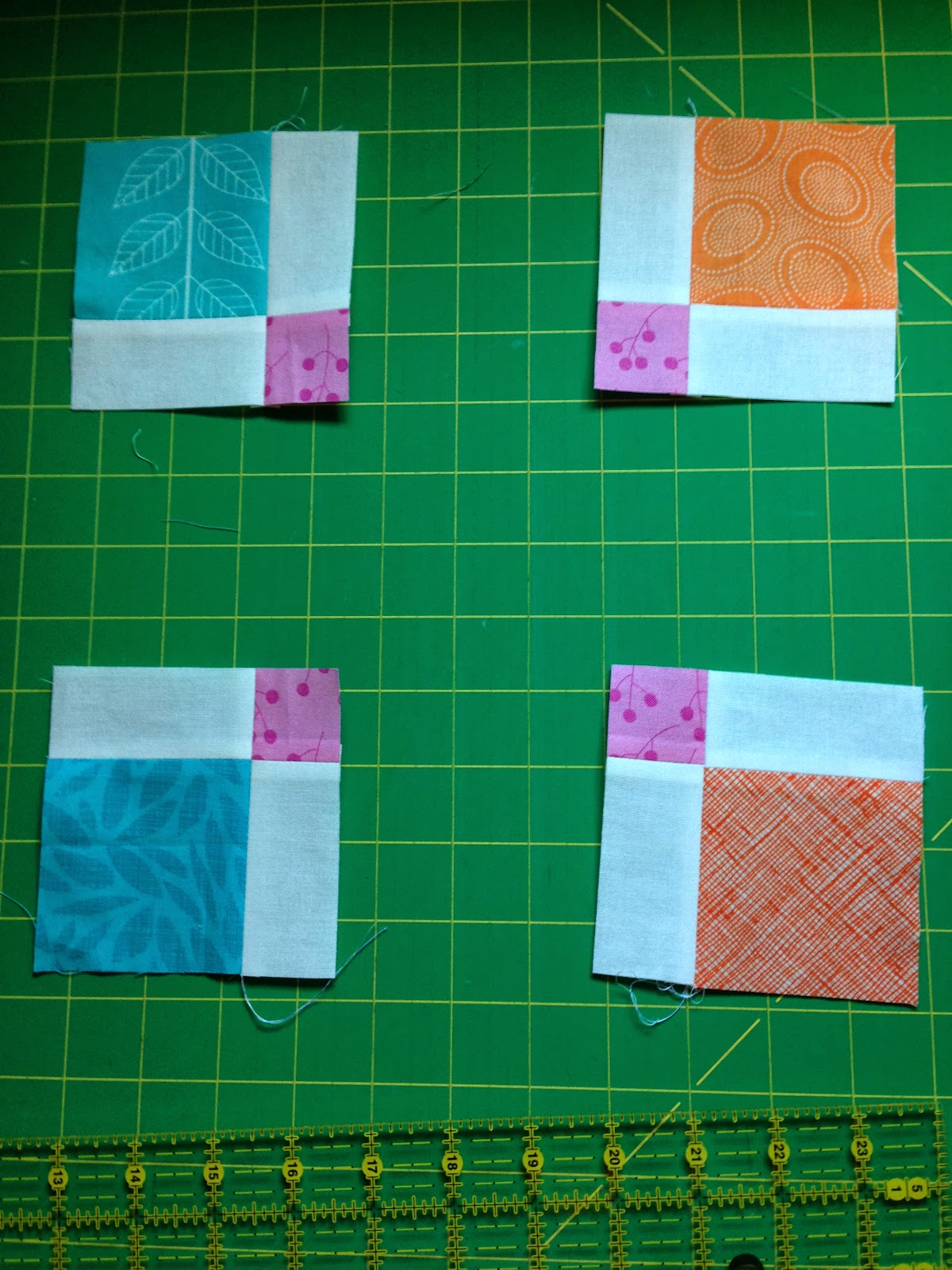 Disappearing Nine Patch Pattern Awesome Inspiration