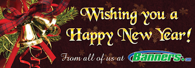 Happy New Year from Banners.com