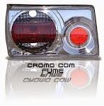 Lanterna Traseira Tunning Chevette 83 84 85 Neon
