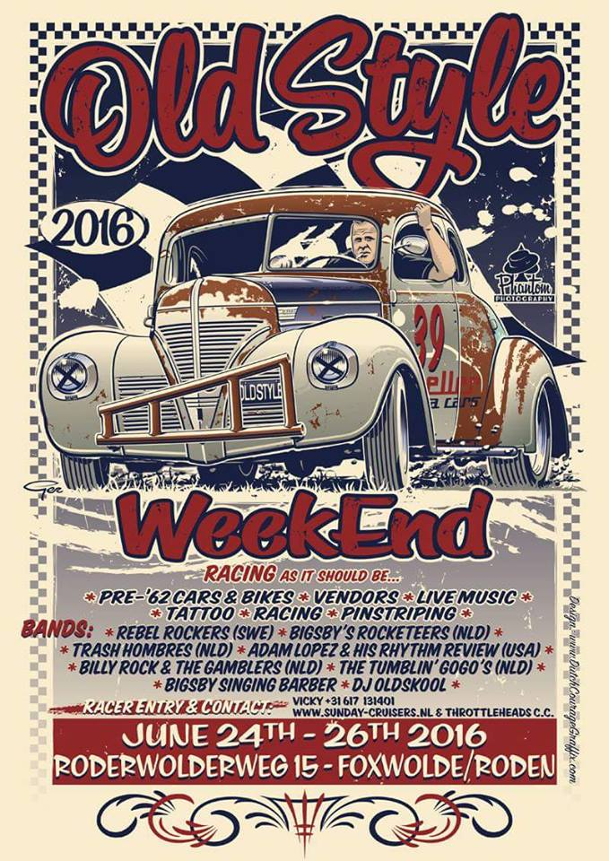 Oldstyle Weekend 2016