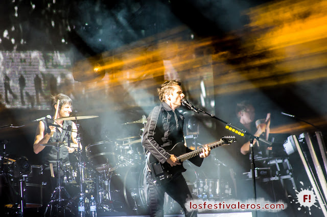 Muse en Lollapalooza Berlin