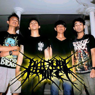 Kill Or Be Killed Band Deathcore Surabaya Foto Personil Logo Wallpaper