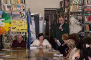 EVENTO LITERARIO EN LA BIBLIOTECA POPULAR MITRE DE CASEROS.