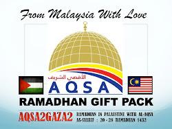 """Projek """"Ramadhan Gift Pack"""" Aqsa Syarif"""