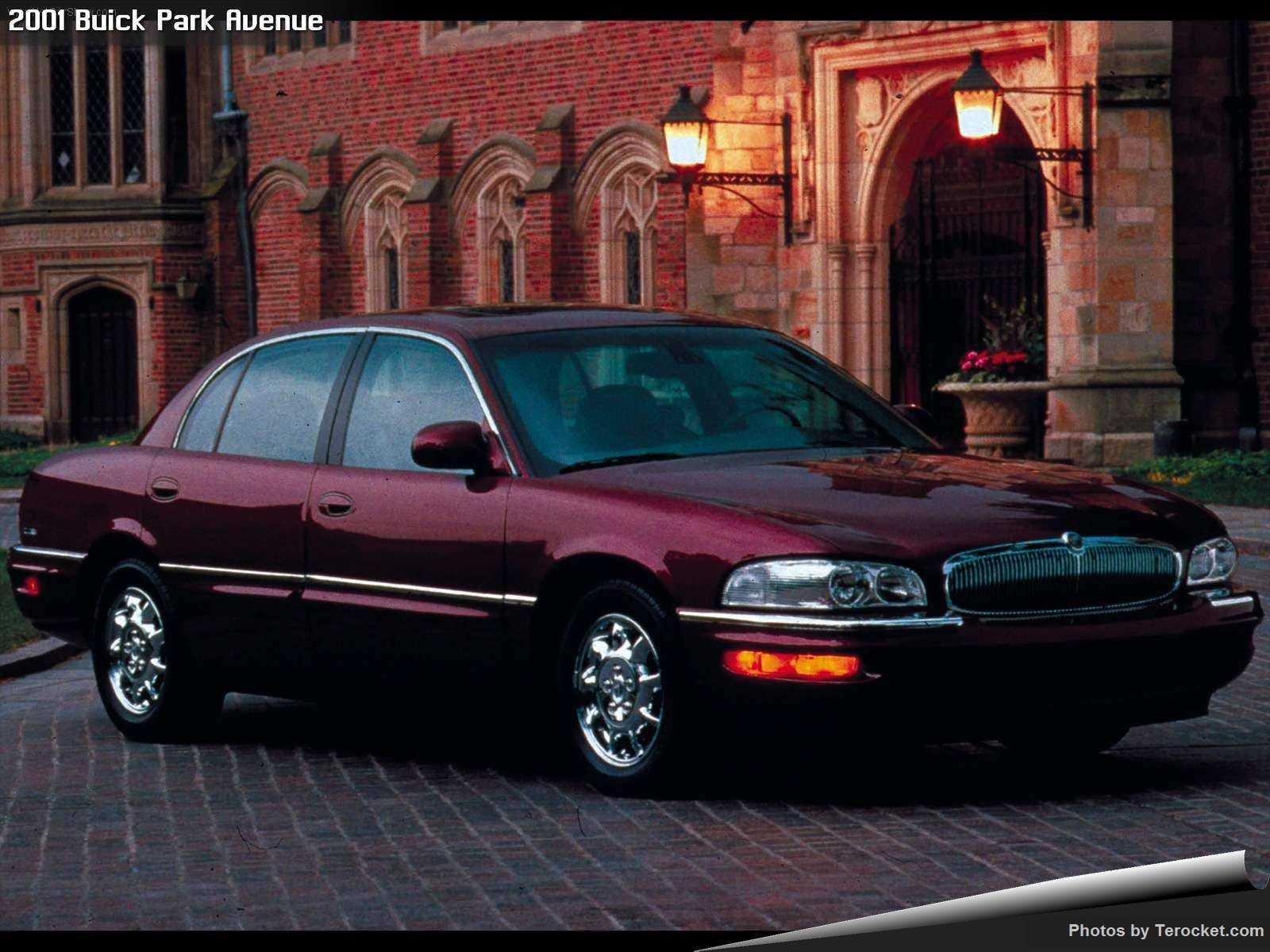 Hình ảnh xe ô tô Buick Park Avenue 2001 & nội ngoại thất
