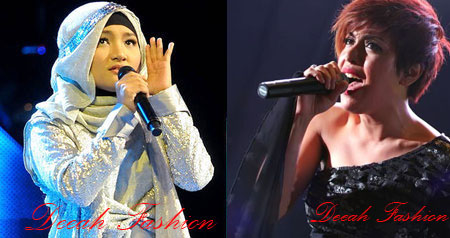 Fatin Shidqia Lubis VS Novita Dewi Malam Final X-Factor Indonesia