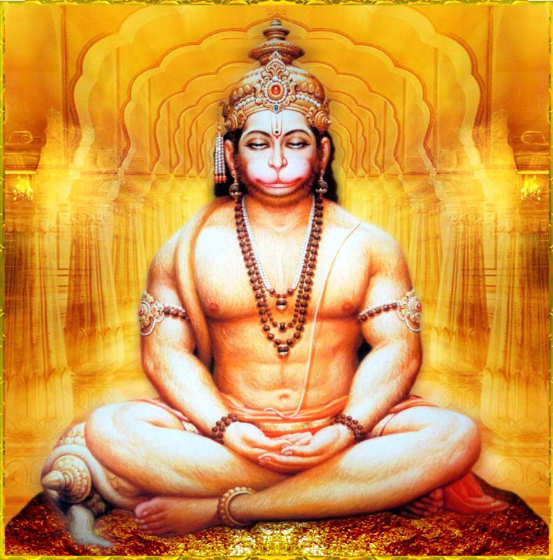 God Hanuman Ji New HD images of Hanum...