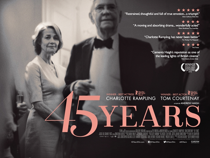 Póster: 45 years