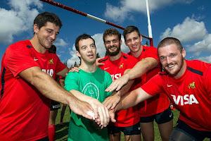 Los valores del rugby intactos