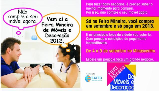 convite grátis feira móveis minascentro