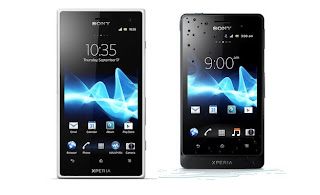 Handphone Sony Anti AIR Android Sony Xperia