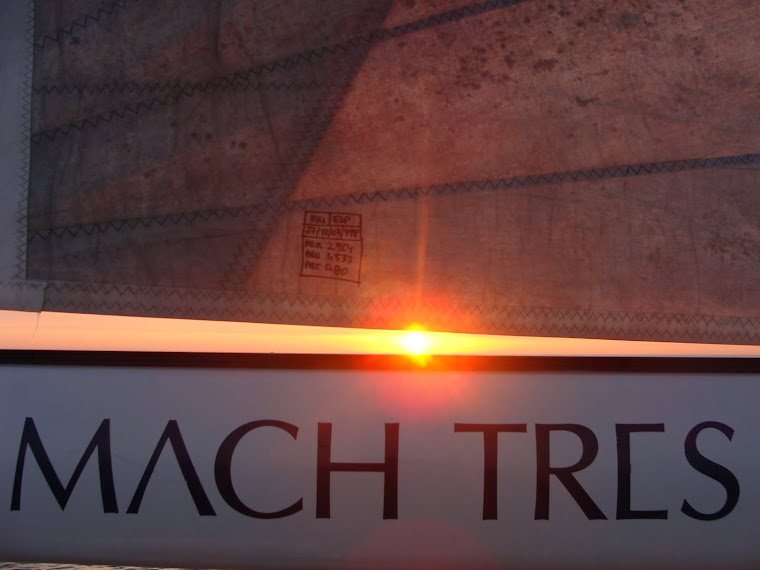 Mach Tres