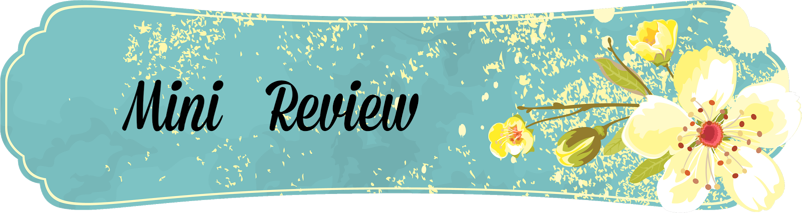 Mini Review banner