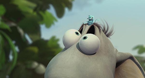 Horton Hears a Who Kangaroo