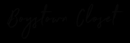 Boystown Closet