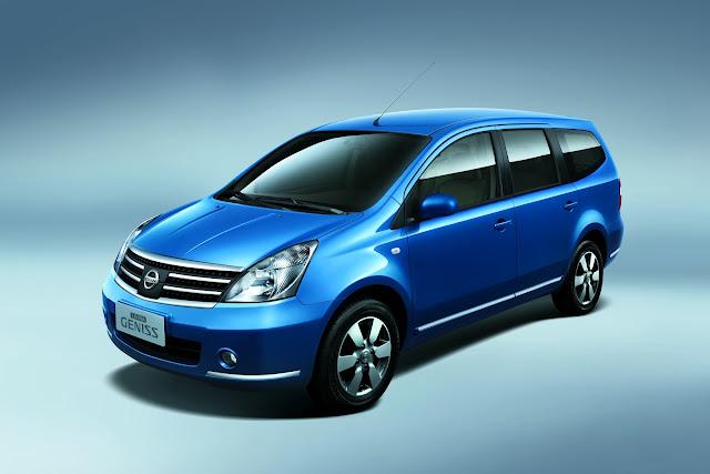 Daftar Harga Nissan Grand Livina Second 2014