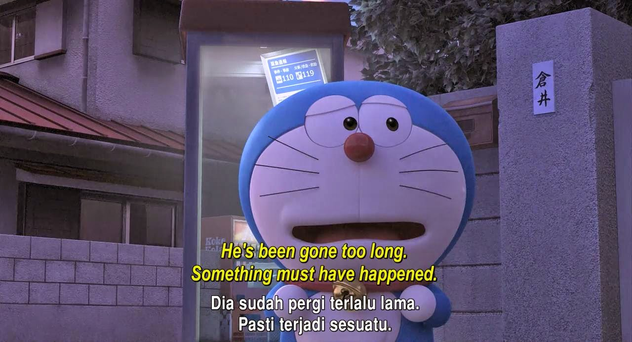 Doraemon Stand By Me 3D Subtitle Indonesia + English