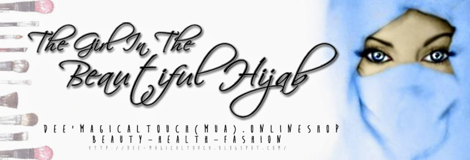 "Nadiah Yusni ""The Girl in the Beautiful Hijab"""