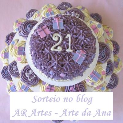 Sorteio no Blog da Ana!