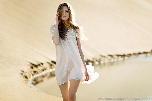 Tucci primavera verano 2015 vestidos - Moda primavera verano 2015.