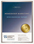 Download The 2013 Membership Marketing Benchmarking Report