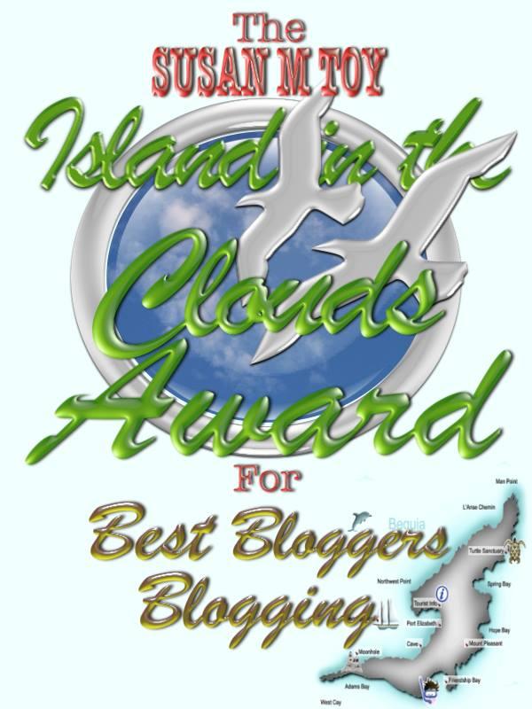 Blooger's Award.