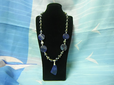 sterling silver sodalite, lapis, lapislazuli, lapis lazuli, sterling silver, brujaness, brujaness's workshop