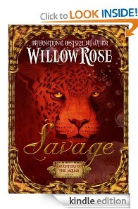 Free eBook Feature: Savage (Daughters of the Jaguar) by Willow Rose