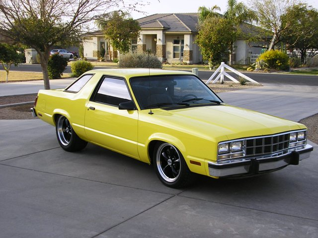 Ford Fairmont Wallpaper