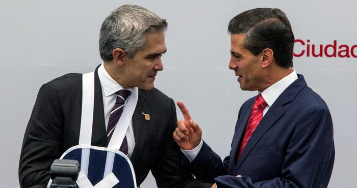 México: bajó la aprobación de la gestión de Peña Nieto