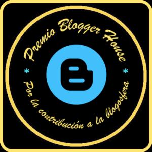 Premio Blogger House 2015