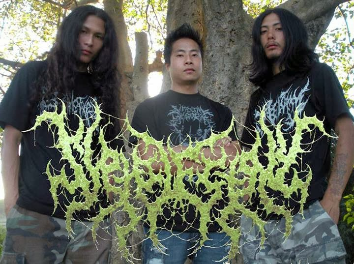 Abominable putridity lyrics